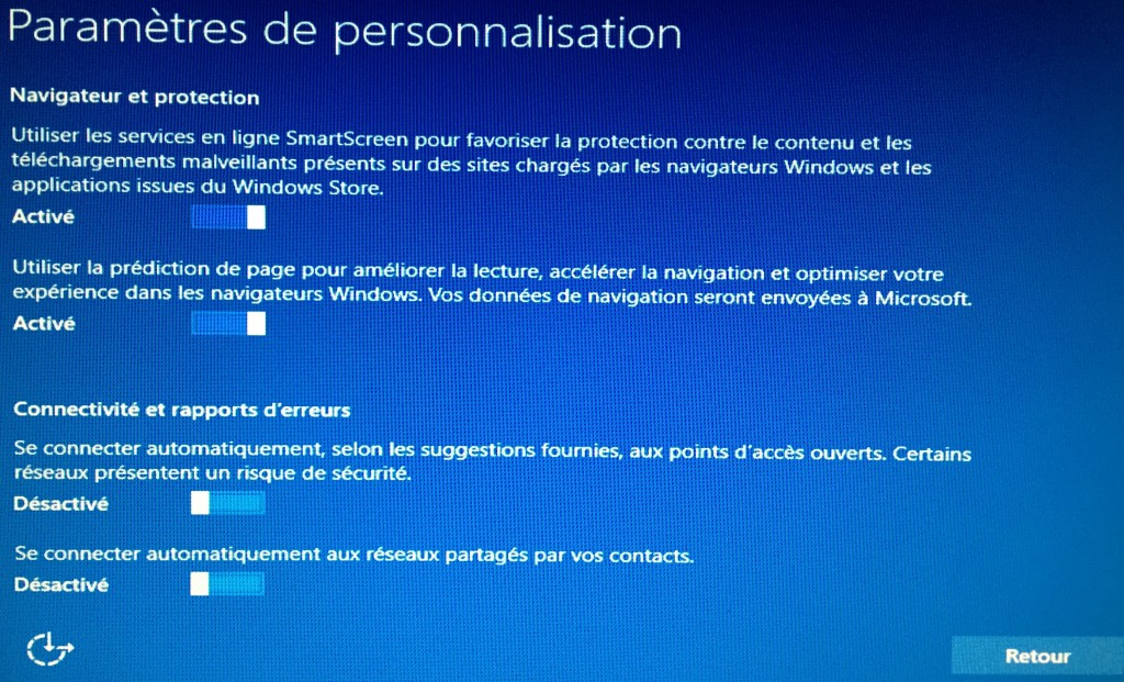 Windows 10 - Personnalisation 2