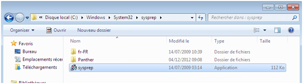 Windows 7: Using sysprep - SYS Advisor