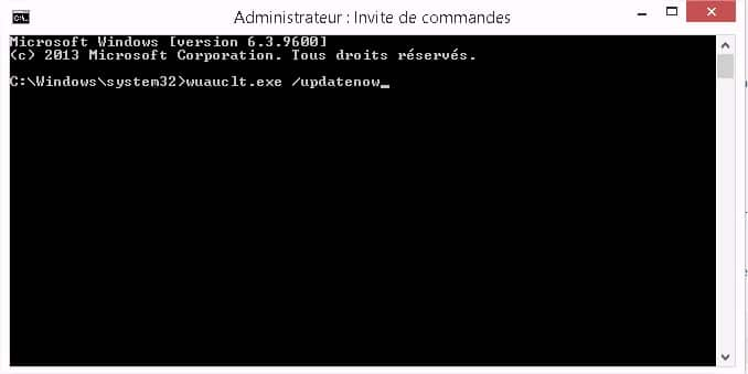 Windows 10 - Forcer la mise a jour